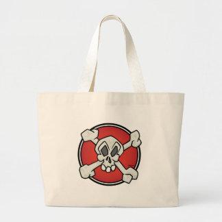 Skull & Bones Beach Bag
