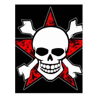 Skull Bones Post Cards