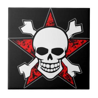 Skull Bones Tile