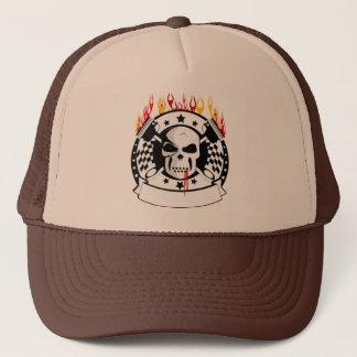 skull/Bones Trucker Hat
