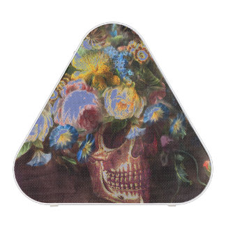 Skull Bouquet Bluetooth Speaker