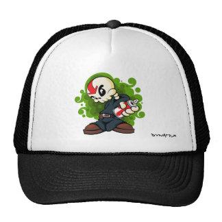 Skull Boy Trucker Hat