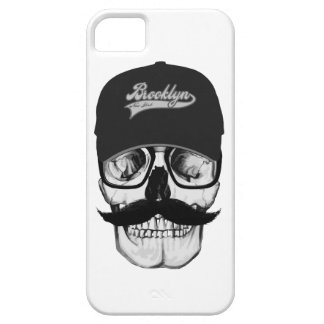 Skull Brooklyn Cap iPhone SE/5/5s Case