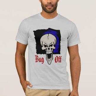 Skull Bug Off T-Shirt