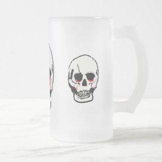 Skull by Asuka Design Coffee Mugs