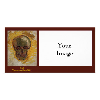 Skull by Vincent van Gogh Card