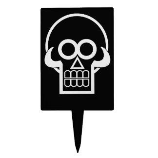 Skull Cake Topper