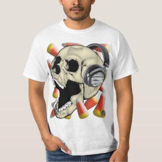 Skull Candy Corn T-shirt