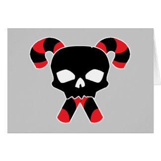 Skull & Candy XBones Greeting Card