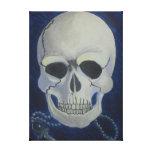 Skull Canvas Canvas Prints