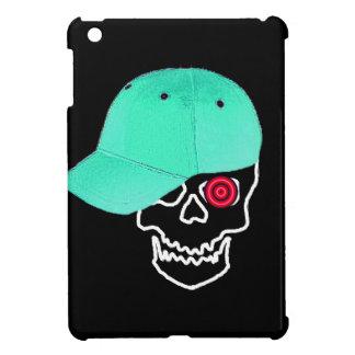 Skull Cap humor funny design iPad Mini Covers