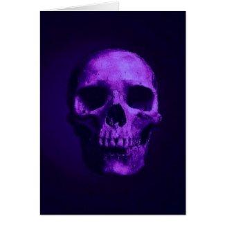 Skull zazzle_card
