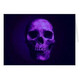 Skull Card
