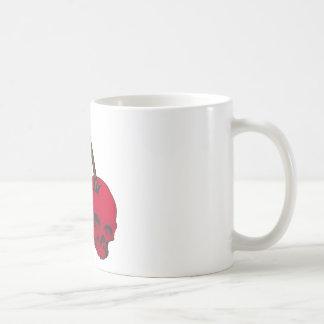 Skull Cherries Coffee Mug