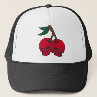 Skull Cherries Trucker Hat