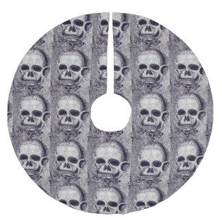 Skull Christmas Tree Skirt