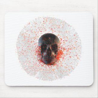 Skull Cinders Mouse Pad