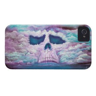 Skull Cloud Fantasy iPhone 4 Covers