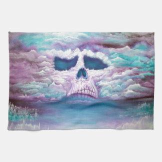 Skull Cloud Fantasy Towels