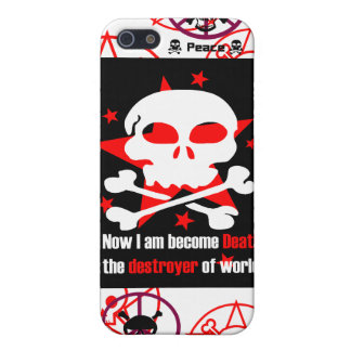 Skull Compilation Case Cases For iPhone 5