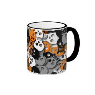 Skull Confetti Mug