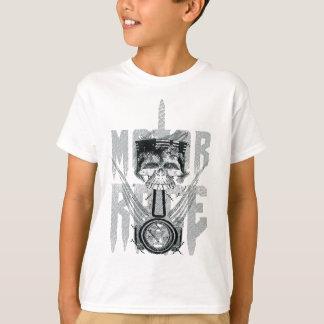 skull connecting rod T-Shirt