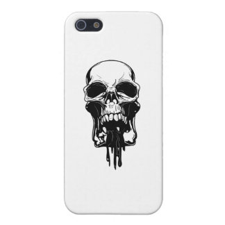 Skull Cover For iPhone 5