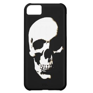 Skull Cover For iPhone 5C