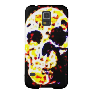 Skull Cover Multicolor Design