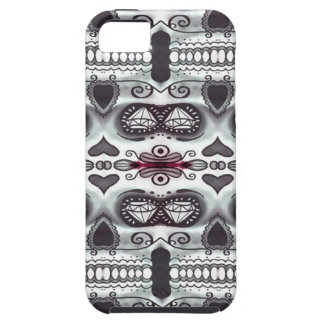 Skull cover pattern iphone5