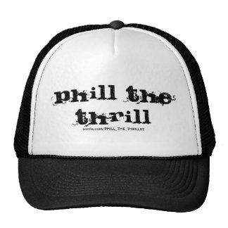 Skull Cover Trucker Hat