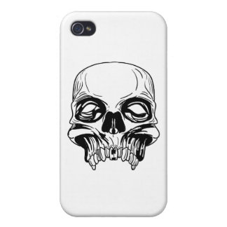 Skull Covers For iPhone 4