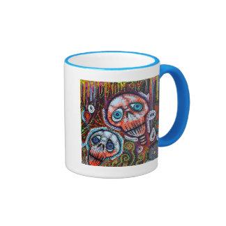 Skull Crew Coffee Mugs