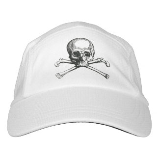 Skull & Cross Bones Hat Design