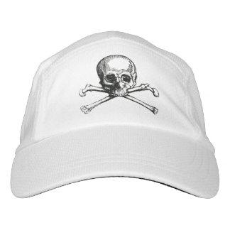 Skull & Cross Bones Hat Design Headsweats Hat