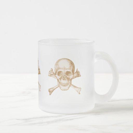 Skull & Cross Bones Mugs