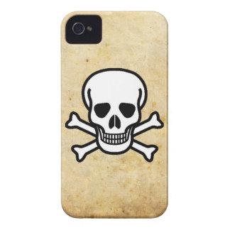 Skull & Crossbone Blackberry Bold Case