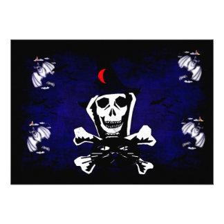 Skull Crossbones and Cat Announcements