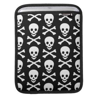 Skull & Crossbones iPad Sleeve rickshaw_sleeve