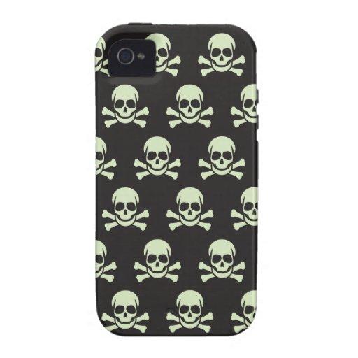 Skull & Crossbones iPhone 4/4S Cases