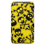 Skull & Crossbones Pattern Case-Mate iPod Touch Case