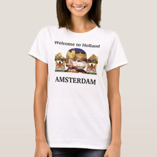 Skull & Crossbones -Shirt - Customized T-Shirt