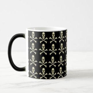 Skull & Crossbones Stealth Mug
