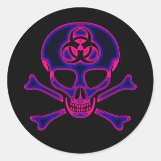 Skull & Crossbones Sticker