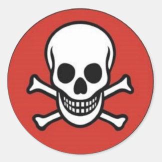 Skull&CrossBones Sticker