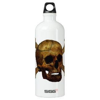 Skull & Crossbones Water Bottle