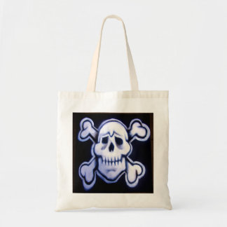 skull & crossed bones bag
