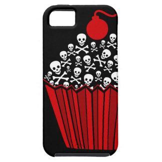Skull Cupcake iPhone 5 Cover