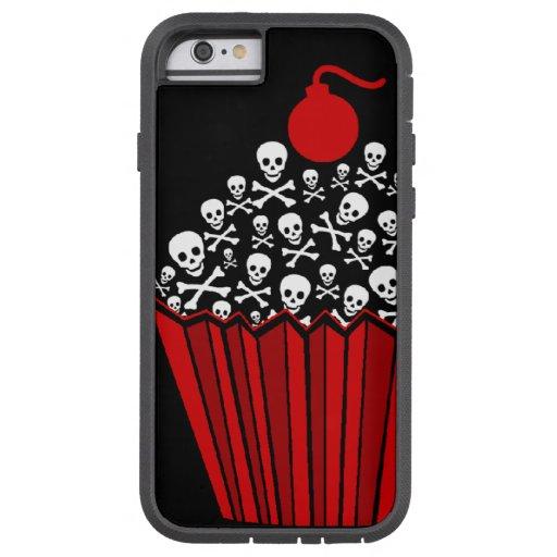 Skull Cupcake iPhone 6 Case