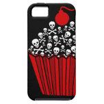 Skull Cupcake iPhone SE/5/5s Case
